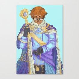 King Lucian Canvas Print