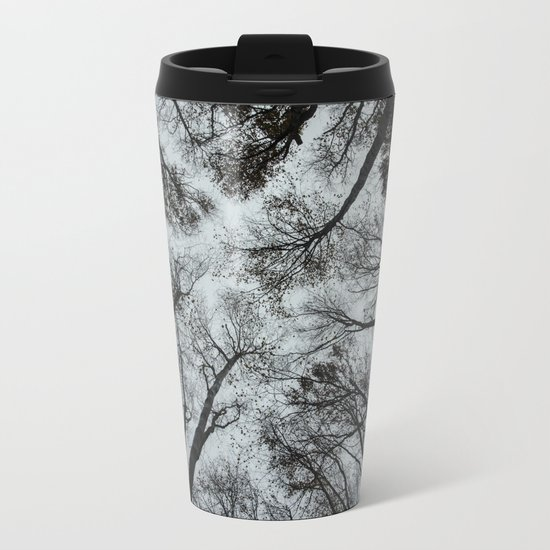 Forest dweller Metal Travel Mug