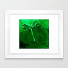 Dragonfly 5 Framed Art Print