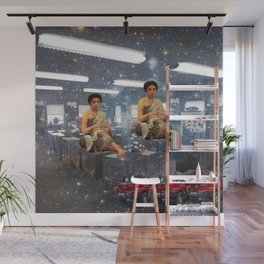 THE TELEVISION FACTORY I Wall Mural