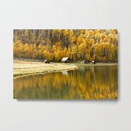 Colorado scenic routes Metal Print