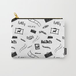 Photography pattern Carry-All Pouch