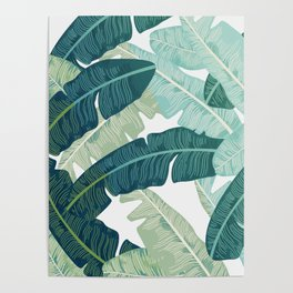 Tropical oasis Poster