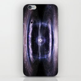 Galactic guts iPhone Skin