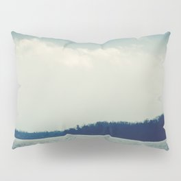 The Past Is Gone Pillow Sham