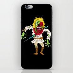 Luke the Walker iPhone & iPod Skin