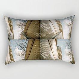 Around Paris  Rectangular Pillow