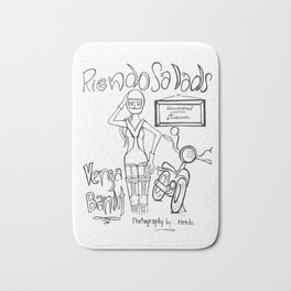 Riendo Salads- Uncovered, Discover cover page Bath Mat