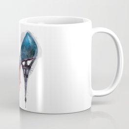 Eiffel Tower Shoe Coffee Mug