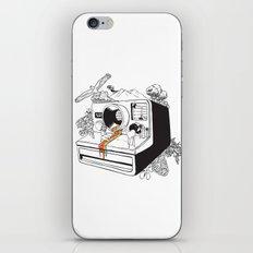 Captured Nostalgia iPhone & iPod Skin