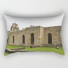 At the Mission III Rectangular Pillow