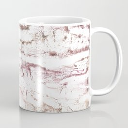 Brown pink marble Coffee Mug