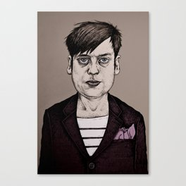Baldur Helgason Canvas Print