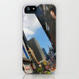 New York City Life iPhone Case