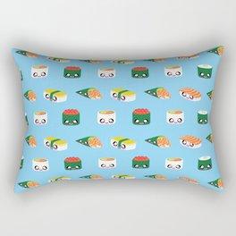 I Love Sushi! Rectangular Pillow