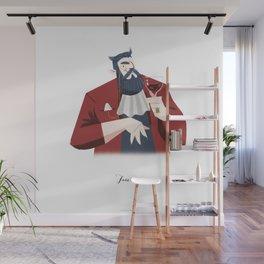 Human Horscope - Taurus Wall Mural