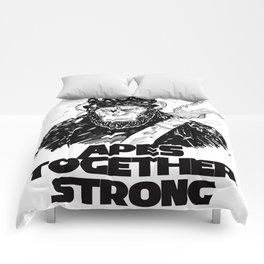 Caesar: Apes Together Strong Comforters