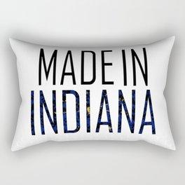 Made In Indiana Rectangular Pillow