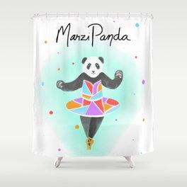 MarziPanda Shower Curtain