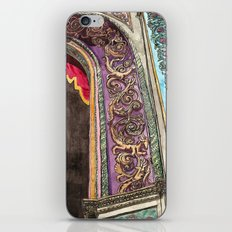 stage left iPhone & iPod Skin
