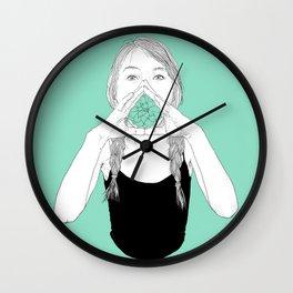 shout out loud Wall Clock