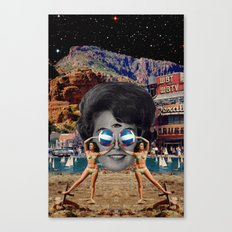Female Canvas Print