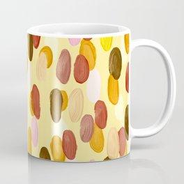 Digital Acrylic Dots Coffee Mug