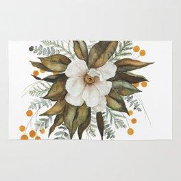Magnolia Bouquet Rug