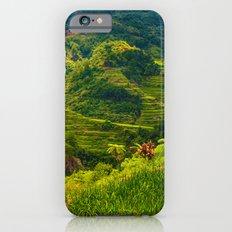 Banaue Rice Terraces Philippines Slim Case iPhone 6s