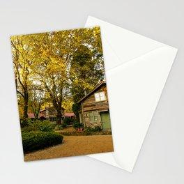 Chimney Cottage, Mount Wilson, Blue Mountains, Sydney Stationery Cards