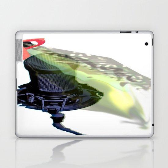 Singer Laptop & iPad Skin