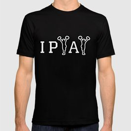 IPYAY cheer for craft beer T-shirt