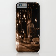 Montreal Nights iPhone 6s Slim Case