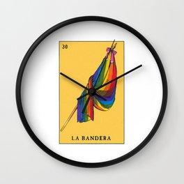La Bandera Wall Clock