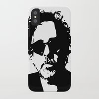 tim shumate iPhone & iPod Cases featuring Tim by b & c