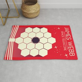 james webb space telescope, Rug