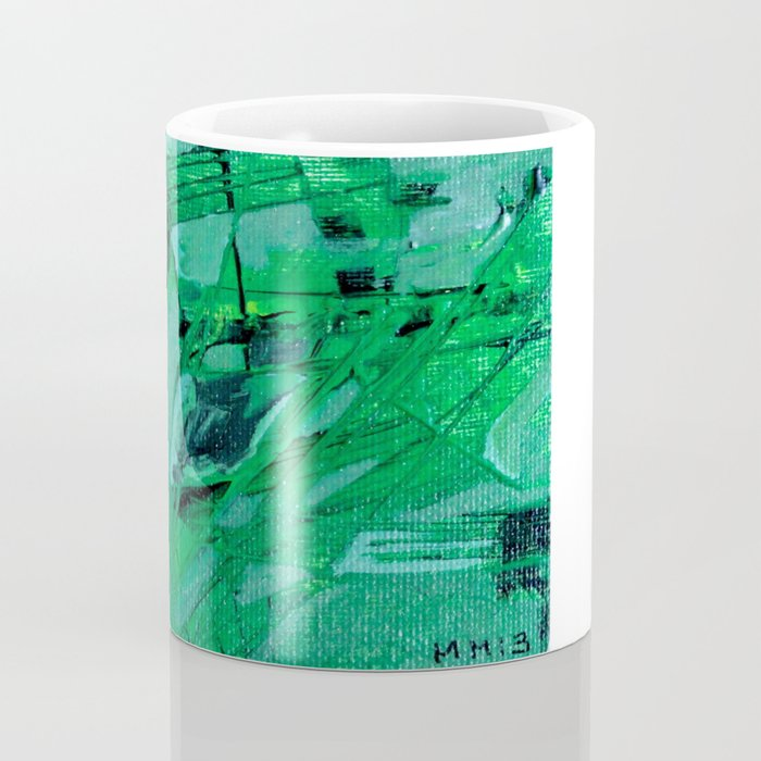 trama verde Coffee Mug