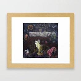 Paris Healing Framed Art Print