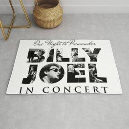 billy in concert 2021 desem Rug