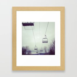 Great North #2 Framed Art Print