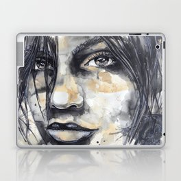 Odette by carographic, Carolyn Mielke Laptop & iPad Skin