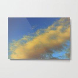 Pretty cloud Metal Print