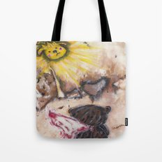 Angelbaby Tote Bag