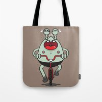 Healthy Life Is Killing Me Tote Bag