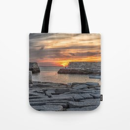 Sunset at Lanes cove 5-5-18 Tote Bag