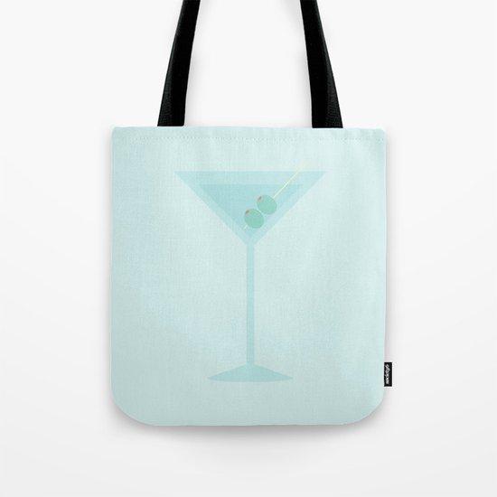 #47 Martini Tote Bag
