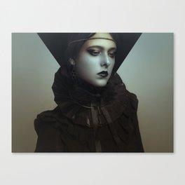 Futurista Canvas Print