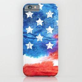 Love USA. aRT#1 iPhone Case