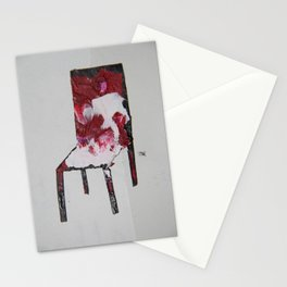 Chair.3 Stationery Cards