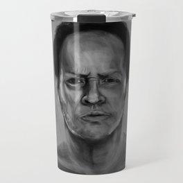 Colorless Travel Mug